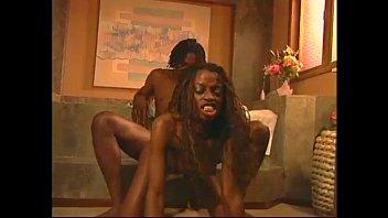 "Monique ""Chocolate Anal Freak"""