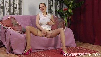 Домашнее развратное порно с женой