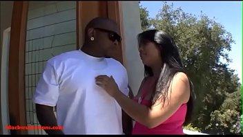 - asian f girl big tits gets big black dick