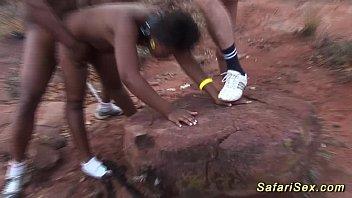 african safari sex orgy in nature  #11792