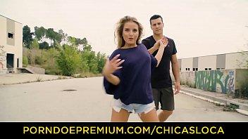 CHICAS LOCA - Preciosa modelo rusa folla con Ramon Nomar