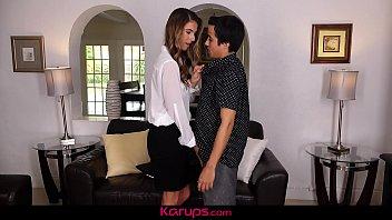 Karups - Tall MILF Tara Ashley Bangs Her Younger Client
