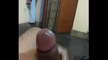Indian dick with handjob massage