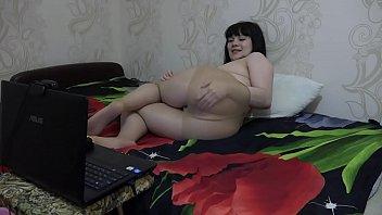 Порно в колготках с русской девушкой