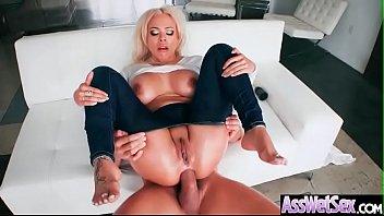 Anal Hardcore Sex Act Bang With Slut Huge Butt Girl (Luna Star) movie-20