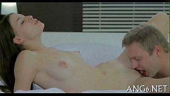 Erotic juicy spot pounding
