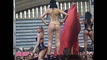 Burlesque show - Eropolis Nice France 2013-02-10