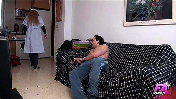 Las chachas son la victima perfecta para nuestras camaras ocultas ;)