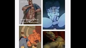 Hot gay Tumblr