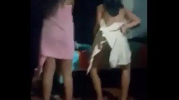 Me bailan y las grab&oacute_ :v
