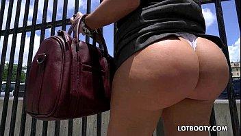 Phat booty busty latina sexy milf Julianna Vega get fucked