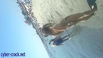 Turkish Beach  Young Girl Voyeur (cyber-crack.net) beach voyeur turkish