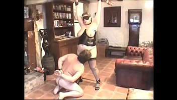 Suzisoumise with a male slave