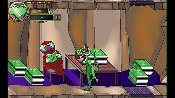 Секс игры про инопланетян