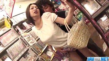 Порно японское публичное