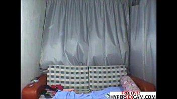 Asian teen stripping on webcam | hypersexycam.com