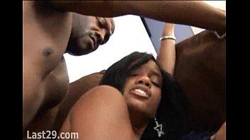Sydnee Capri gets a hard pounding