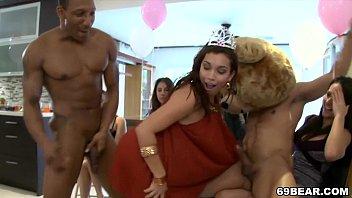 Horny Women Go Crazy
