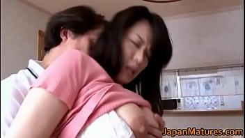 Miki Sato lovely nihonjin mum
