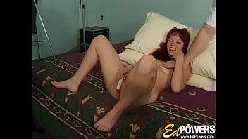 EDPOWERS - Redhead Vivian Valentine anal banged and facial