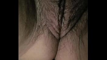 Rica y peluda vagina de mi mujer 2