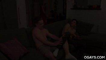 Папа и  гей порно