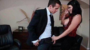 Lacie James meets her banker