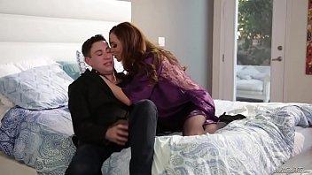 I want to fuck my husband'_s brother! - Ariella Ferrera, Brad Knight