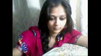Indian teen masturbating on webcam - porn