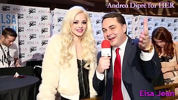 Andrea Diprè for HER - Elsa Jean