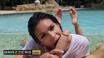 Pornstars Like it Big - (Katana Kombat, Oliver Flynn) - Katanas Summer Fling - Brazzers