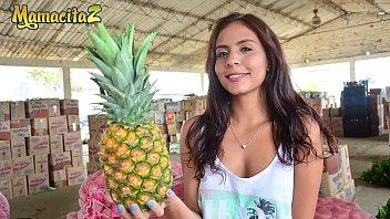 MAMACITAZ - Latina Evelin Suarez Tricked By Eager Boys Thumb
