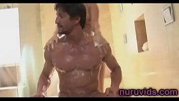 Asa Akira shower bj