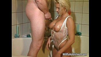 Порно тетя и сын подруги