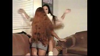 Lesbian hair play 4