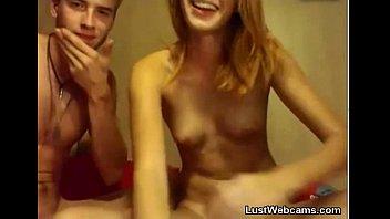 Ass licking webcam couple