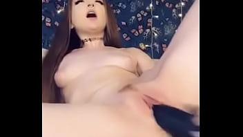 Homemade Girl Self Pleasure