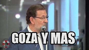 Mariano Rajoy corrida extrema en japonesa loli kawaii desune
