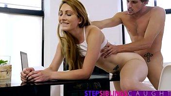 StepSiblingsCaught - Stepsis المعلمين شقيق في سخيف