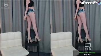 [KBJ]  Sexy Twerk and she'll dry u off