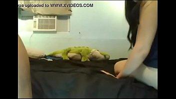 Webcam Casal de safadinhos gozando gostoso.(Ao som de Desenho Animado.)