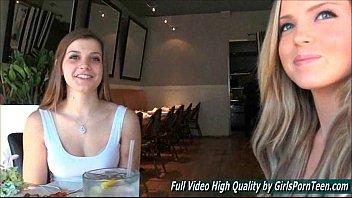 Porn Cassidy blonde public girlfriend