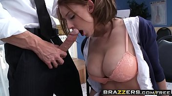 Brazzers - Big Tits at School - (Madison Fox) - Mr. Hollands Owed Puss
