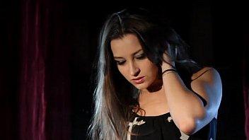 Sexy Gothic Vampire Dani   Video Make Love