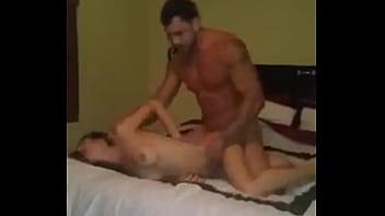 Horny amateur couple have intense rough sex - uzedandabuzedcam