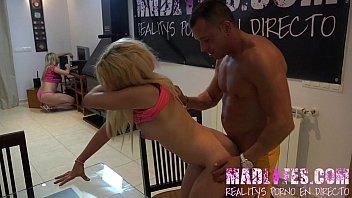 MadLifes.com - Reality show porno espa&ntilde_ol Orgia de los concursantes