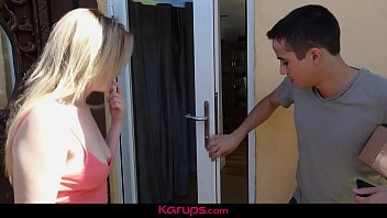 Karups -  Teen Girl Britney Light Punished For Stealing Package