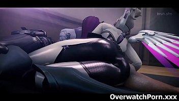 Overwatch Mercy Porn