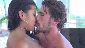 Manuel Ferrara and Adrianna Luna Hot Latin Dreamy Fuck