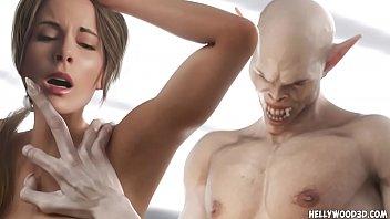 3D Alien Monsters Celebs Mansion Invasion